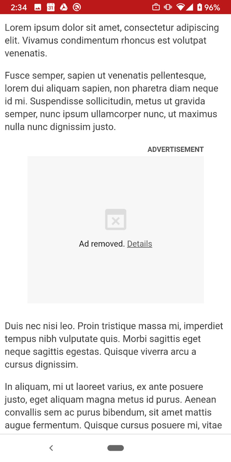 Google Chrome 推新功能『 自動移除 』 阻擋惡意廣告佔用 CPU 資源