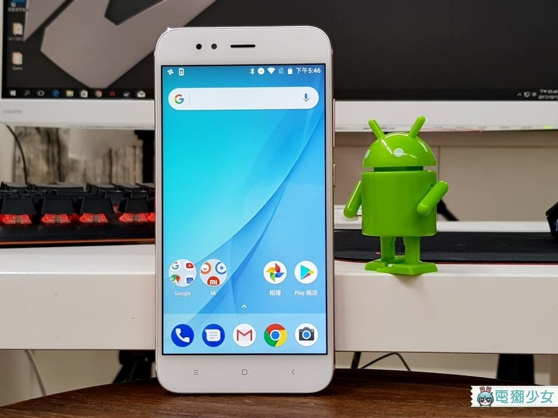 Girl Android Blazer 8 0 Design Oreo: [分析] Android One是什麼?為何Google原生Android系統這麼受到重視?